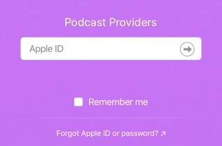 apple providers