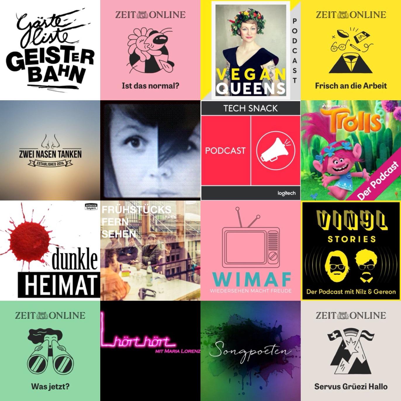 Interview mit Maria Lorenz: Podcasts von und mit Frauen Folge 6