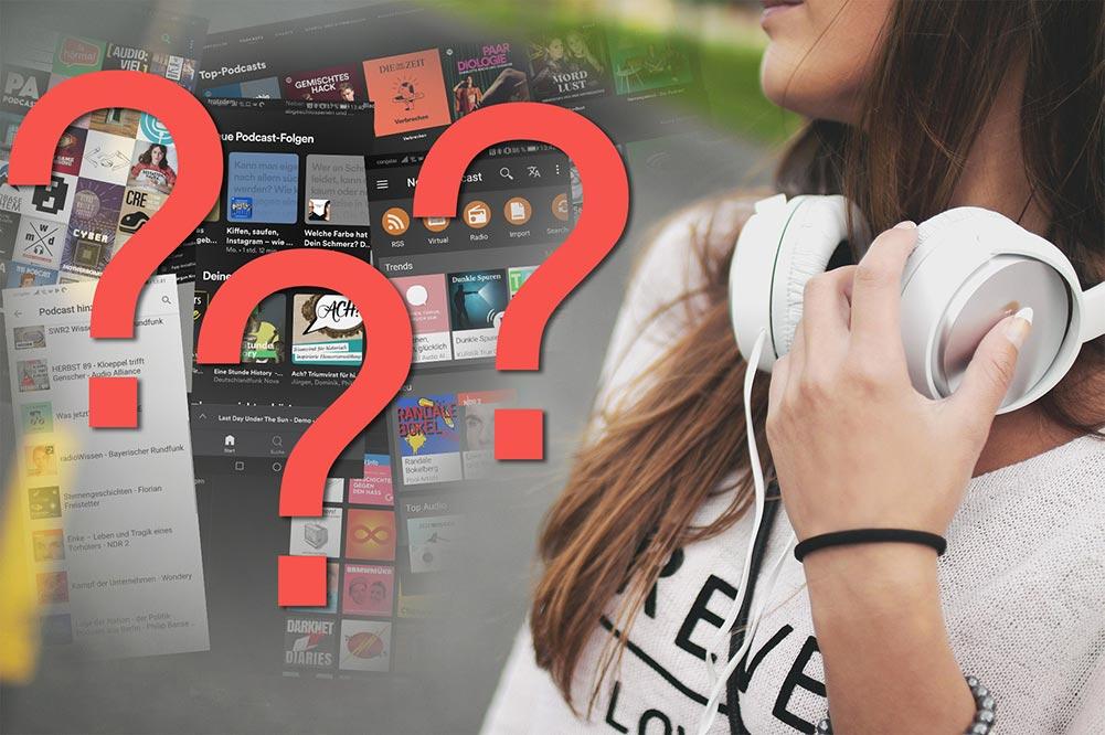 Die beste Podcast-App: Diese 7 Podcatcher solltest du kennen!