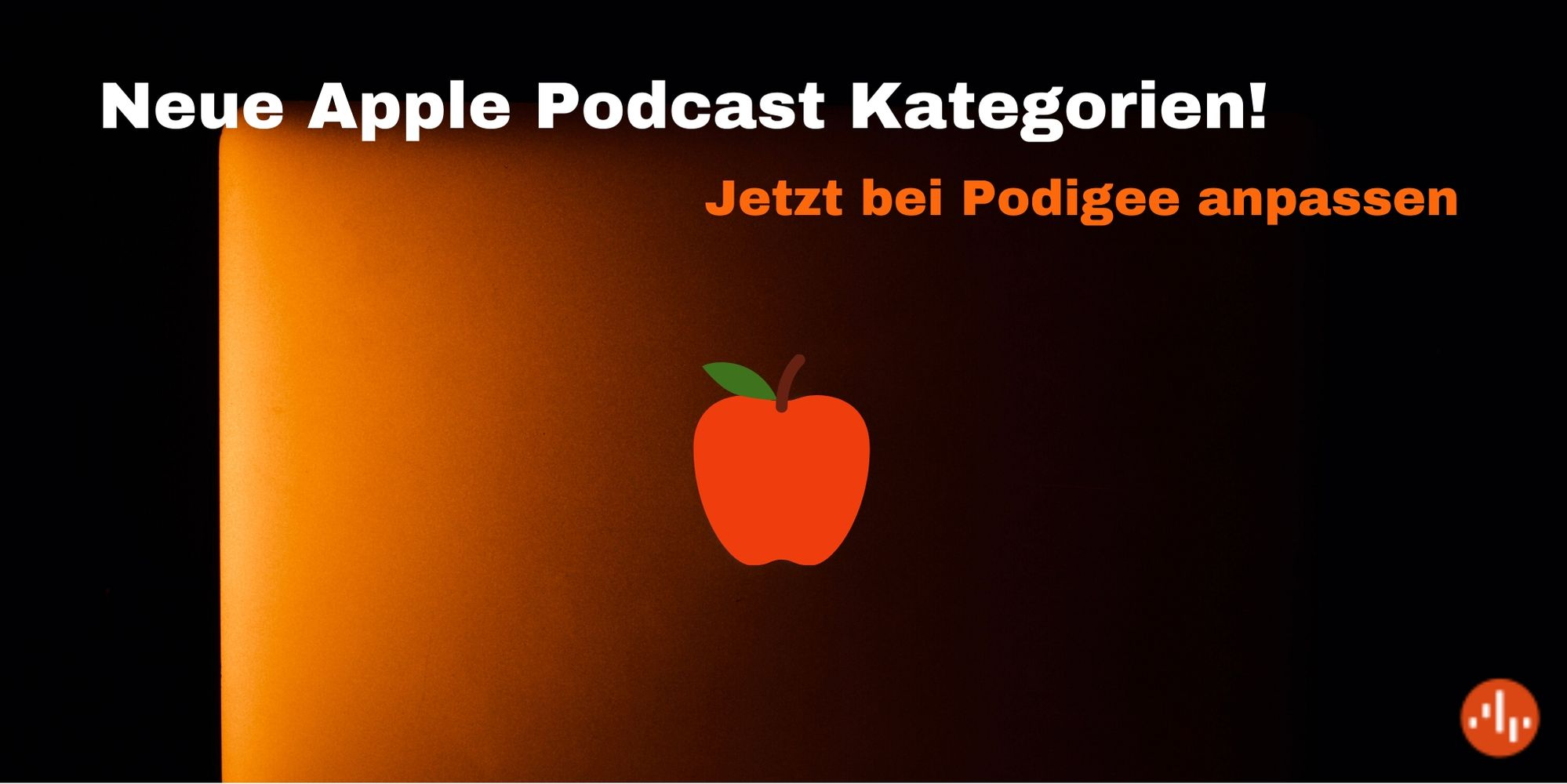 Neue Kategorien bei Apple Podcasts