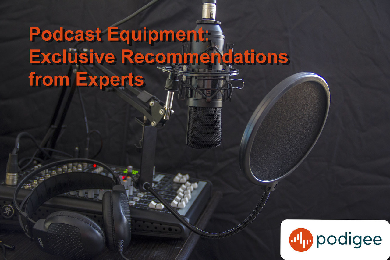 Recommendations for recording hardware - from professionals for beginners