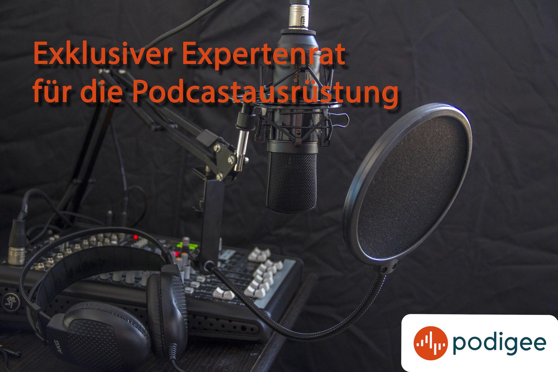 Hardware für die Aufnahme: Audio-Experten empfehlen Podcast-Mikrofone, Interfaces & Co.