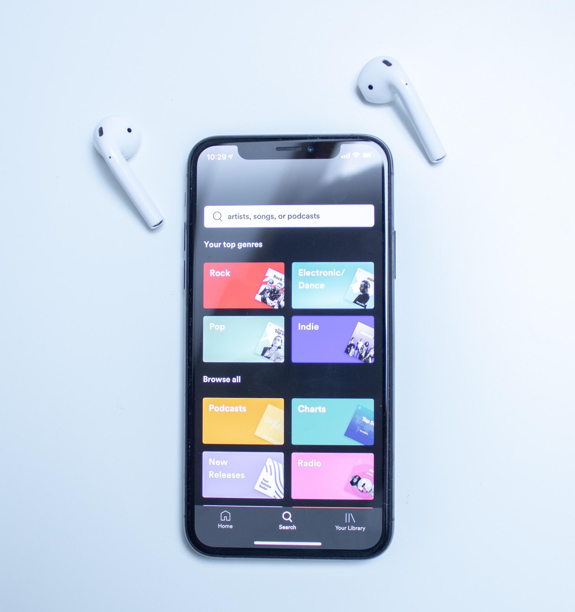 Volle Kontrolle und Dynamic Ad Insertion – dank Spotify Passthrough