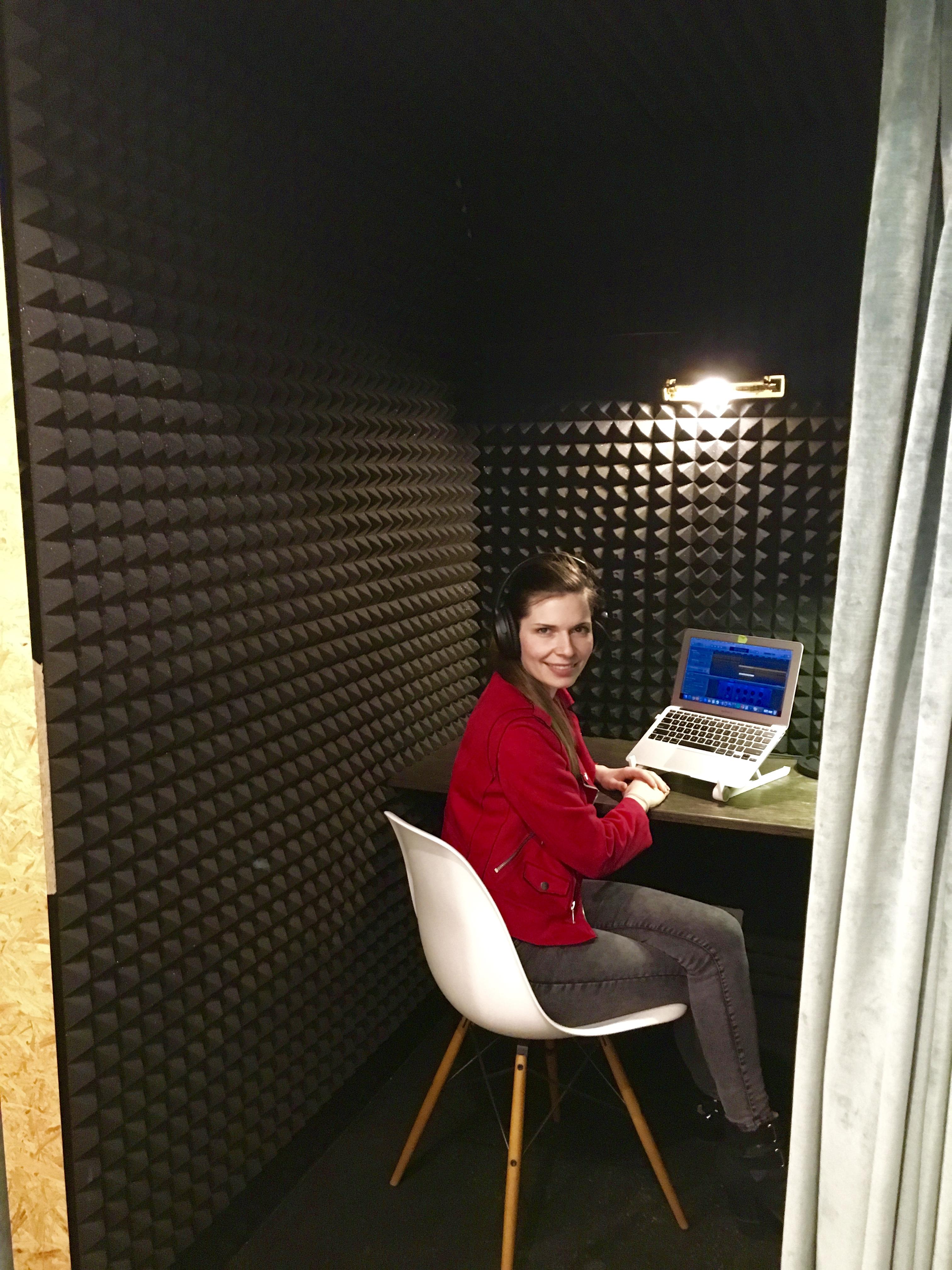 Podcasts von und mit Frauen, Folge 2: Rona van der Zander