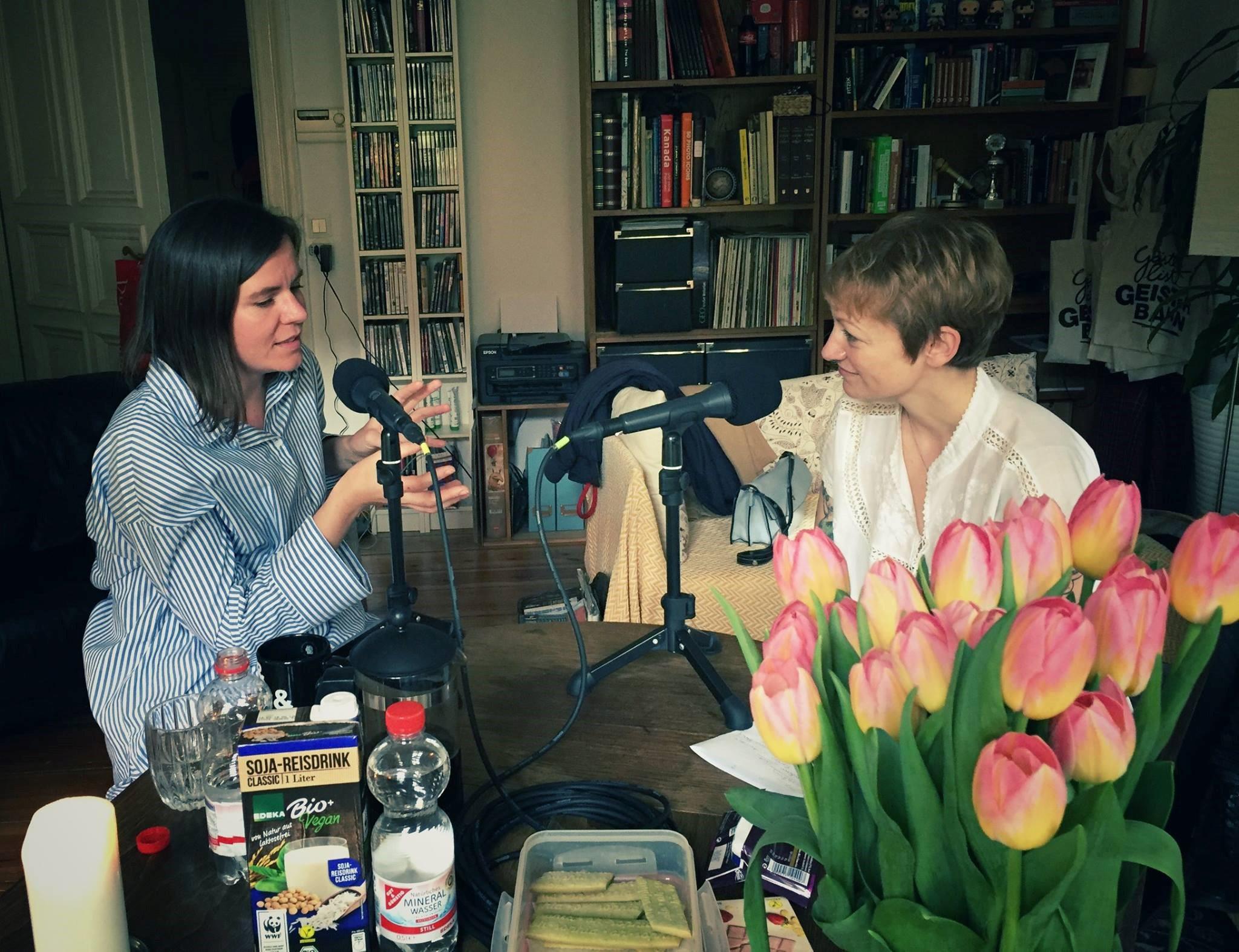 Podcasts von und mit Frauen, Folge 3: Sophia Hoffmann