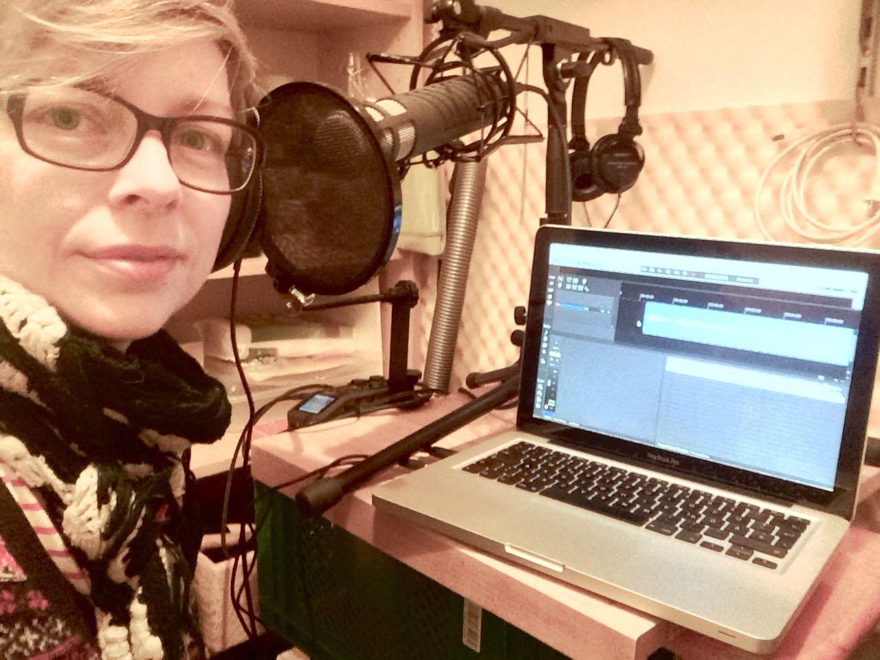 Podcasts von und mit Frauen Folge 1: Susanne Klingner