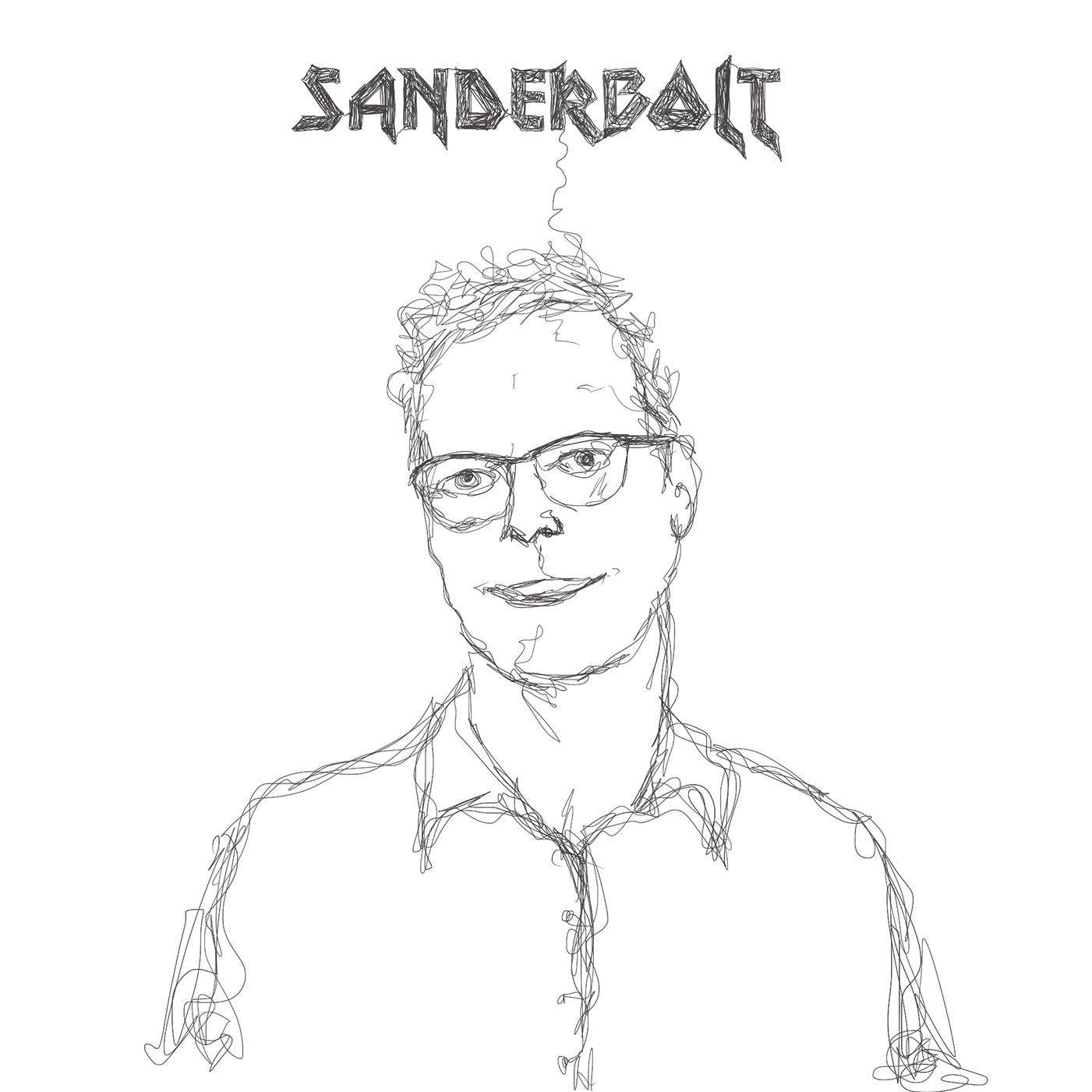 Sander Podcast Cover